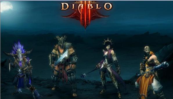 Diabloe 3 Characters
