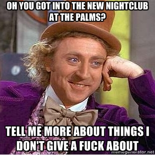 Willy Wonka Night Club Meme